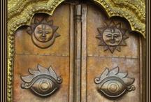 Doors, gates and windows