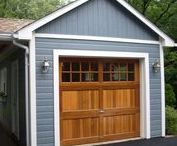 Garages / A place for storing tools, locking bikes, woodworking, working out, or plugging in and jamming. If you want an attractive, well designed and expertly built garage, you've arrived.