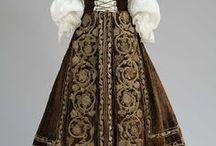 Clothing through the centuries