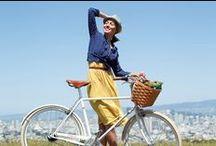 Summer, Sun & Bike / Inspírate para nuestro concurso de Instagram:  Summer, Sun & Bike. En el que queremos que reflejes el el espíritu californiano de disfrutar del verano, el sol y de montar en bicicleta.