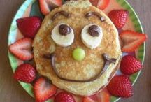 Food Ideas for Kids / Fun food ideas for kids, to keep meal time fun and interesting!