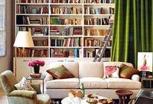 Libraries, Nooks & Secret Rooms / by Anjali Homewares