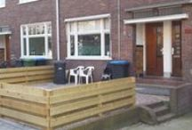 Studentenhuis Rosendaalsestraat / Studentenhuis aan de Rosendaalsestraat in Arnhem. In dit huis wonen 5 bewoners.