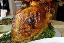 Thanksgiving Best Low Calorie Healthy Recipes & Crafts / Recipes that are low calorie and low fat but will taste full flavored from turkey, stuffing, mashed potatoes and all the sides.