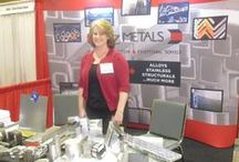 Southwest Facilities Expo 2013 / Our booth at the expo this year :)