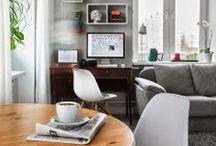 Jednopokojowe mieszkanie 30m2 - blog wnętrza design /
