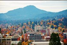 Places We Call Home / Snapshots from the many beautiful areas we serve throughout Oregon.