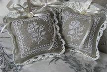 Potpouri pillow