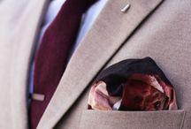 Suit & Tie / Classy cloth and shoe