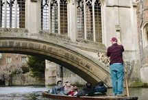 Short Break in Cambridge / Places to visit, dine and stay in Cambridge, England.