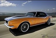 Handsome vehicles / I'm big fan of streamline style, but I like also classic muscle cars & motorcycles etc.