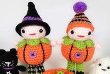 amigurumi Halloween