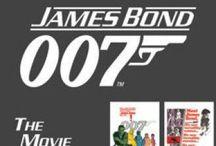 James Bond 007 / by Bob Pitts