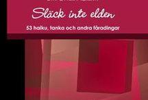 Mina böcker / Mina utgivna böcker, SkrivarSidans förlag.