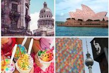 #PatternBombing / We want to take the world by storm with our FREE global pattern bombing challenge and we want YOU and all your friends to get involved! Check it out! http://makeitindesign.com/patternbombing/