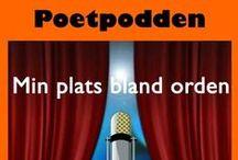 Poetpodden / Poetpodden Mitt liv bland orden drivs av poeten och författaren Iréne Svensson Räisänen. Hon läser sina egna dikter och berättar om dem. Du som lyssnar får också ta del av skrivtips, skrivövningar och svar på lyssnarnas frågor om att skriva dikter. Varje vecka kan du höra en av lyssnarnas egna inlästa dikter. Poeter och andra som sysslar med poesi i någon form dyker upp i vissa av avsnittet. Vill du lära dig skriva dikt, utveckla ditt skrivande och/eller lyssna på dikter har du kommit rätt!