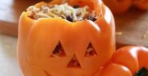 Halloween and Fall Recipes & Crafts Best Healthy Low Calorie / Healthy and low calorie recipes perfect for celebrating Halloween and Fall
