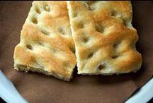 focacce - pane e salatini / focacce, pane salatini con farine ci ceci, mais, saraceno e segale
