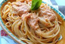 primi piatti di pasta / spaghetti - pasta corta e pasta all'uovo