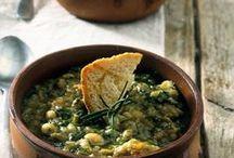 minestre - zuppe / verdura - cereali
