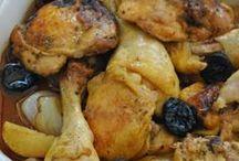 secondi con pollo e tacchino / pollo e tacchino