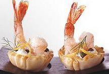 antipasti di pesce