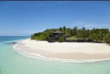 Vomo Island Resort, Fiji / One of my favourite places on earth. Privileged to be a shareholder.