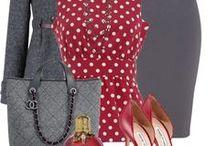 Dress,shoes