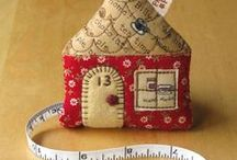 Patchwork and sewing home utilities