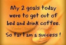 Coffee Addicts Unite!  / Coffee Stuff, Yum! / by Gina Thurmond