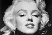 Marilyn Monroe / Marilyn Monroe...need I say more? / by Marialby Maya Caceres