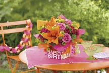 Happy Birthday / Send birthday cheer with beautiful birthday flowers. Brighten the special day of a loved one, friend, or coworker with our one of a kind birthday flower delivery.