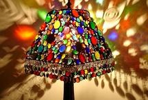 Iluminación, lamparas / by Pili Galan