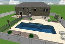 Artistic 3D Pool Designs