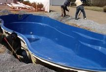 Fiberglass Pool Install 2 / Watch as Artistic Pools installs a Fiberglass Pool project in just about live feed. We will update pictures of your project on the hour so you can see the results in real time.  Hope you enjoy!