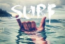 °Surf is the new black° / Surf is life.