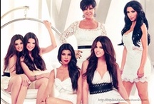 All things Kardashian / by Bab Z