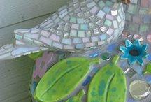 mozaiek van andere kunstenaars