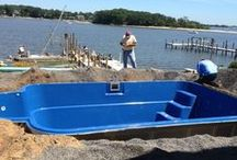 Fiberglass Pool Install 21 / Watch as Artistic Pools installs a Fiberglass Pool project in just about live feed. We will update pictures of your project on the hour so you can see the results in real time. Hope you enjoy!