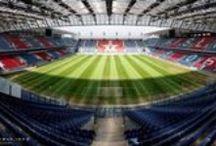 Stadion - Wisła Kraków / Stadion przy ul. Reymonta