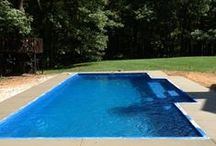 Fiberglass Pool Install 24 / Watch as Artistic Pools installs a Fiberglass Pool project in just about live feed. We will update pictures of your project on the hour so you can see the results in real time. Hope you enjoy!