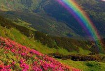 Somewhere over a Rainbow