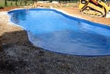 Fiberglass Pool Install 26 / Watch as Artistic Pools installs a Fiberglass Pool project in just about live feed. We will update pictures of your project on the hour so you can see the results in real time. Hope you enjoy!