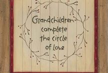 Blessed with Grandchildren <3