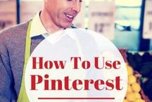 About Pinterest / Suggestions and marketing tips to make your Pinterest looks better and more interactive