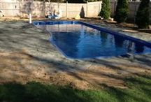 Fiberglass Pool Install 35 / Watch as Artistic Pools installs a Fiberglass Pool project in just about live feed. We will update pictures of your project on the hour so you can see the results in real time. Hope you enjoy!