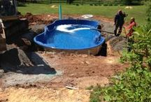 Fiberglass Pool Install 37 / Watch as Artistic Pools installs a Fiberglass Pool project in just about live feed. We will update pictures of your project on the hour so you can see the results in real time. Hope you enjoy!