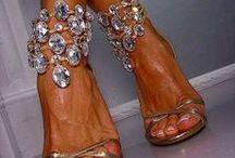 I Love Sandals / Shoes Sandálias Verão