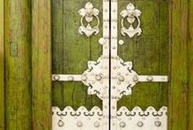 """{Doors}"" / Beautiful doors from all over the world!! Just leave a comment on my Add Me board and I'll send you an invite!!  / by Brandy Oldham Hopper"