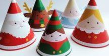 Actividades de Navidad para niños / Christmas Crafts & Activities / Juegos, imprimibles y actividades sobre la navidad para los peques.